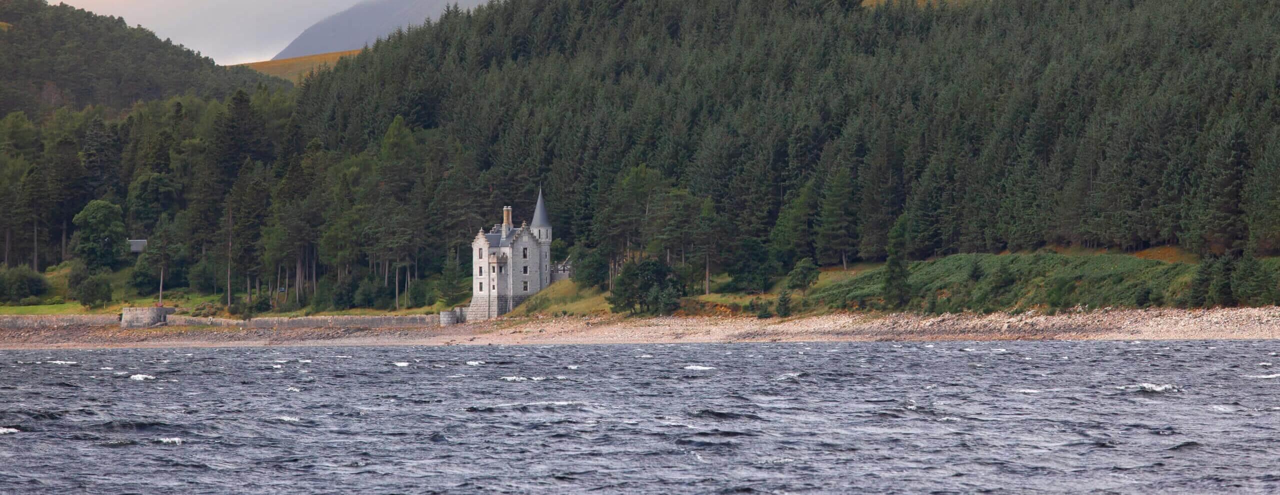 Gate Lodge Loch Ericht