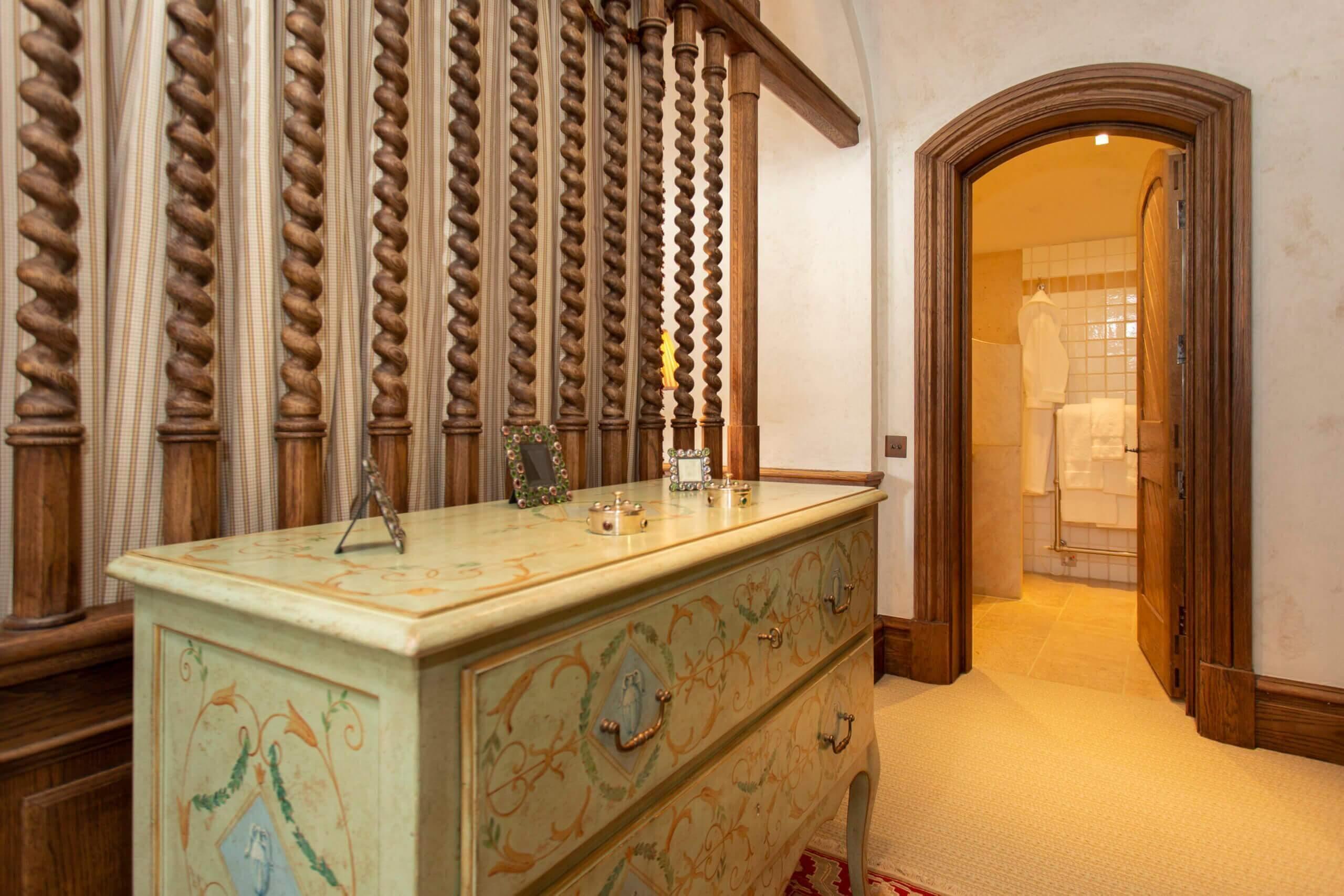 Gate Lodge bespoke furniture designer inspired interiorss